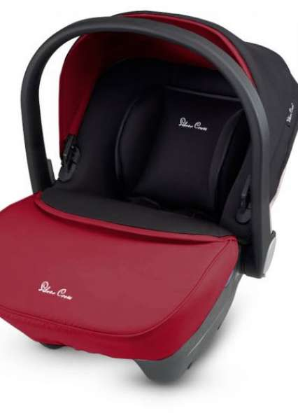 Silver Cross Simplicity Car Seat Vintage Red
