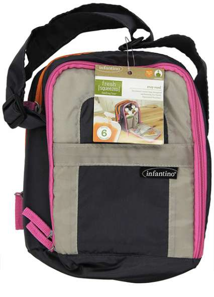 Infantino Fresh Squeezed Cooler Bag